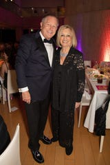 Helene Galen, pictured with Jamie Kabler, is among the Coachella Valley's most valued philanthropists.