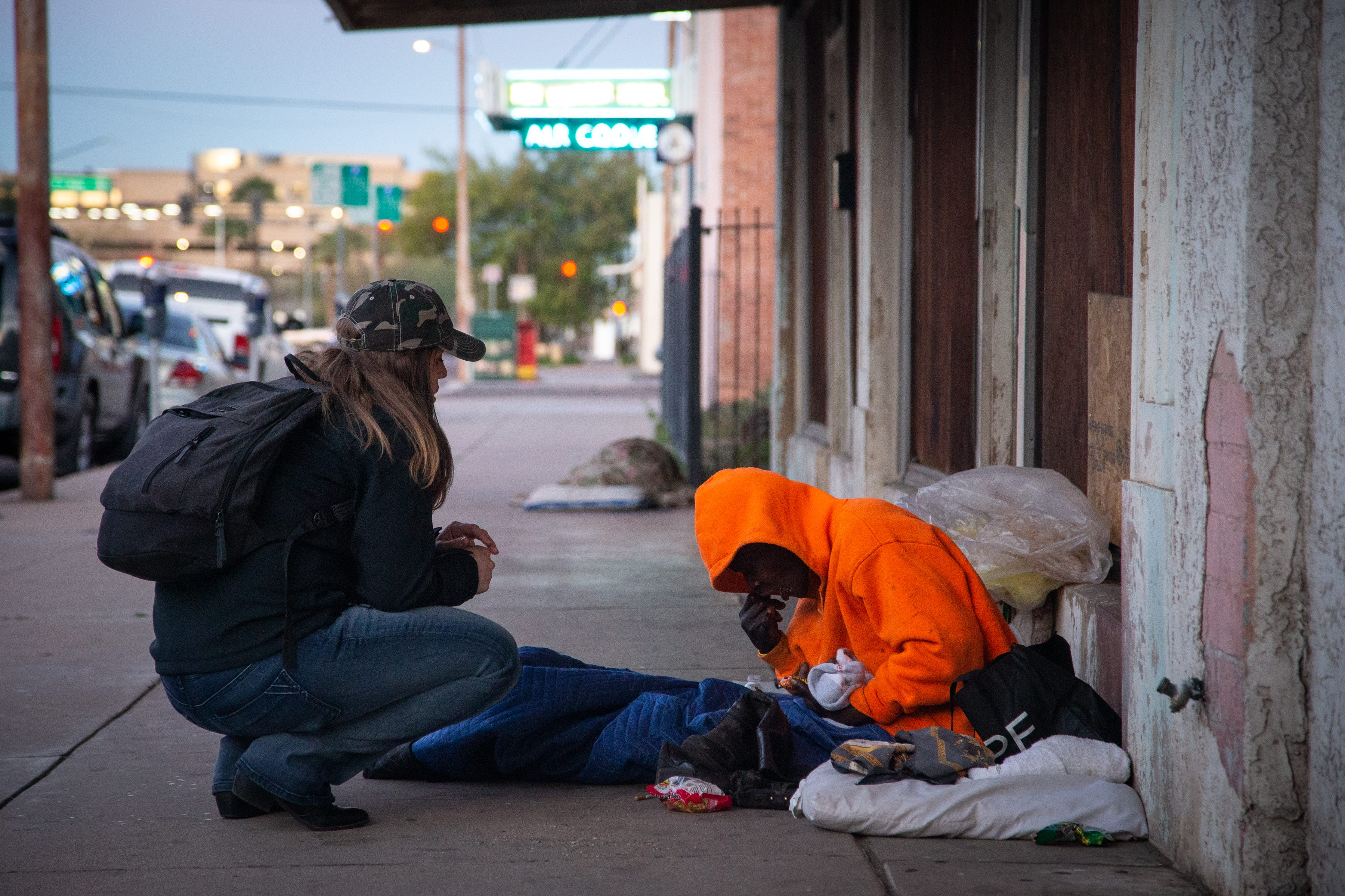 Homelessness in the Valley nears crisis point