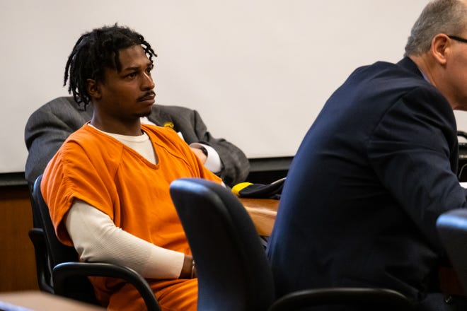 Damonte Rice, who is charged with involuntary manslaughter and drug-related charges in connection to the death of a 14-month-old child, will go to trial after a plea agreement could not be reached.
