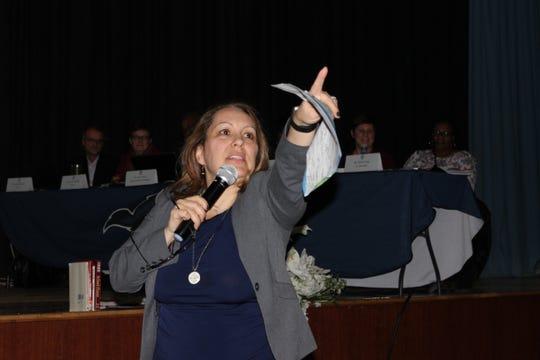 Kelleyann Royce-Giron will take over as Poughkeepsie High School principal on Feb. 18, 2020.