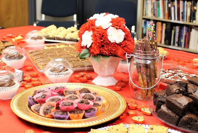 Red Land Community Library will host ChocolateFest on Saturday, Feb. 8.