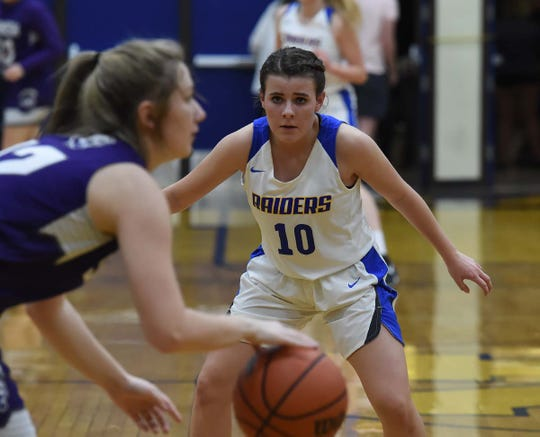 Sara Rooker was named the girls head basketball coach at Reed on Saturday.