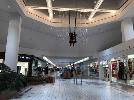 The Marketplace Mall is undergoing changes.