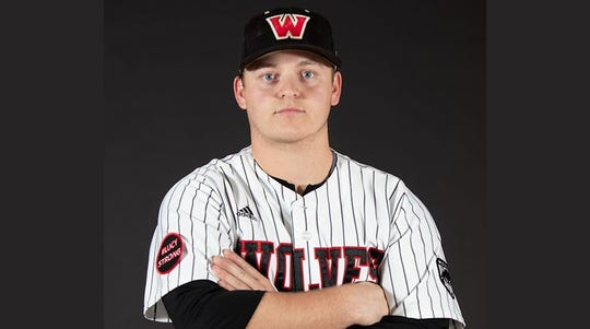 Connor McCord was named to a preseason All-West Region team for the Wolves.