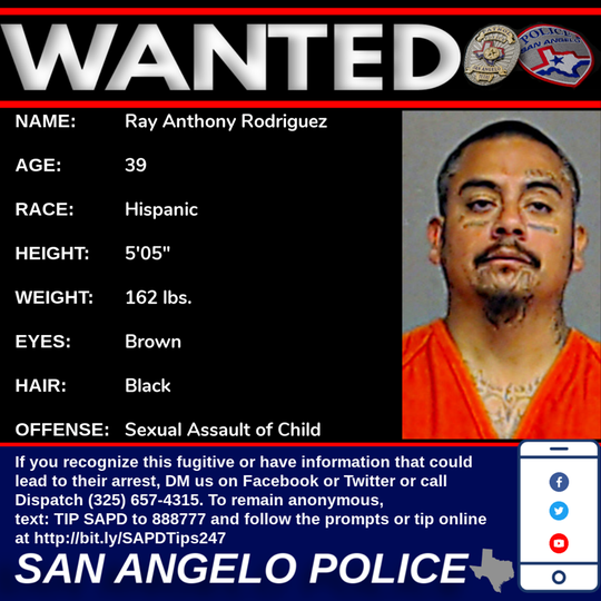 Ray Anthony Rodriguez