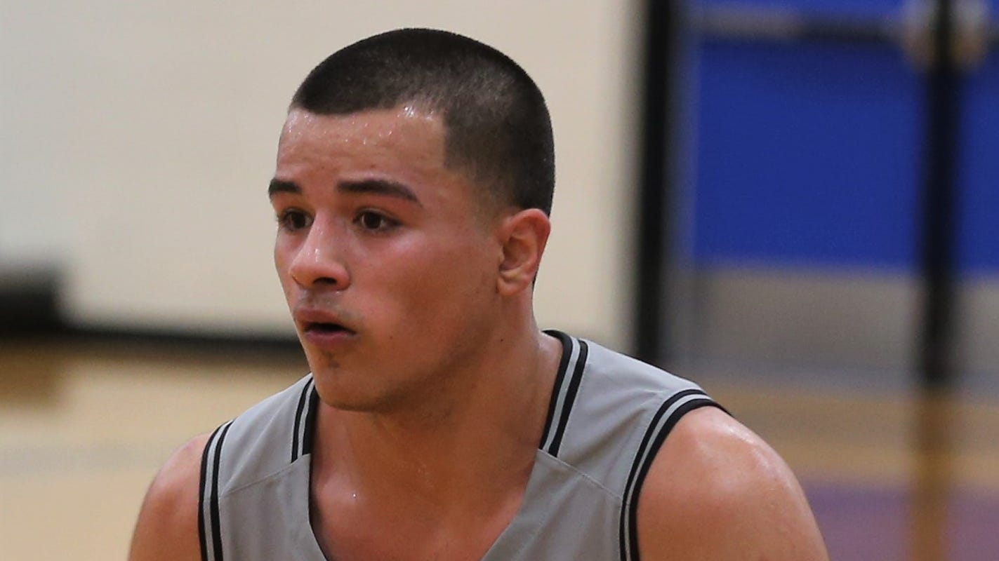 San Angelo Lake View's Johnny Espinosa voted Boys Basketball Player of the Week