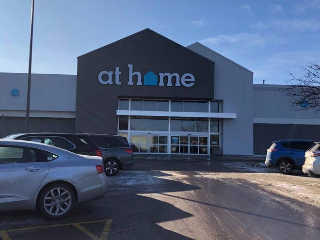 At Home superstore on West 41st Street in Sioux Falls.