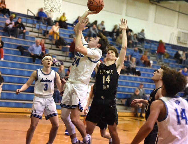 Fort Defiance's Ryan Cook named district player of the year.