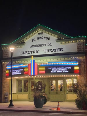 The Electric Theater for This Movie Club's free movie night on Tuesday, January 29, 2020.