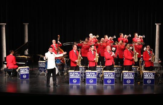 Glenn Miller Orchestra will perform at 7 p.m. Monday in TCC's Turner Auditorium on Appleyard Drive.