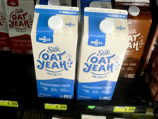 Oat milk? Why?