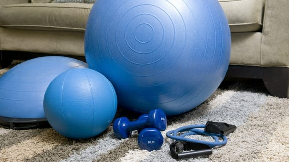 """You can expand your daily budget by working out, which earns you """"FitPoints."""""""
