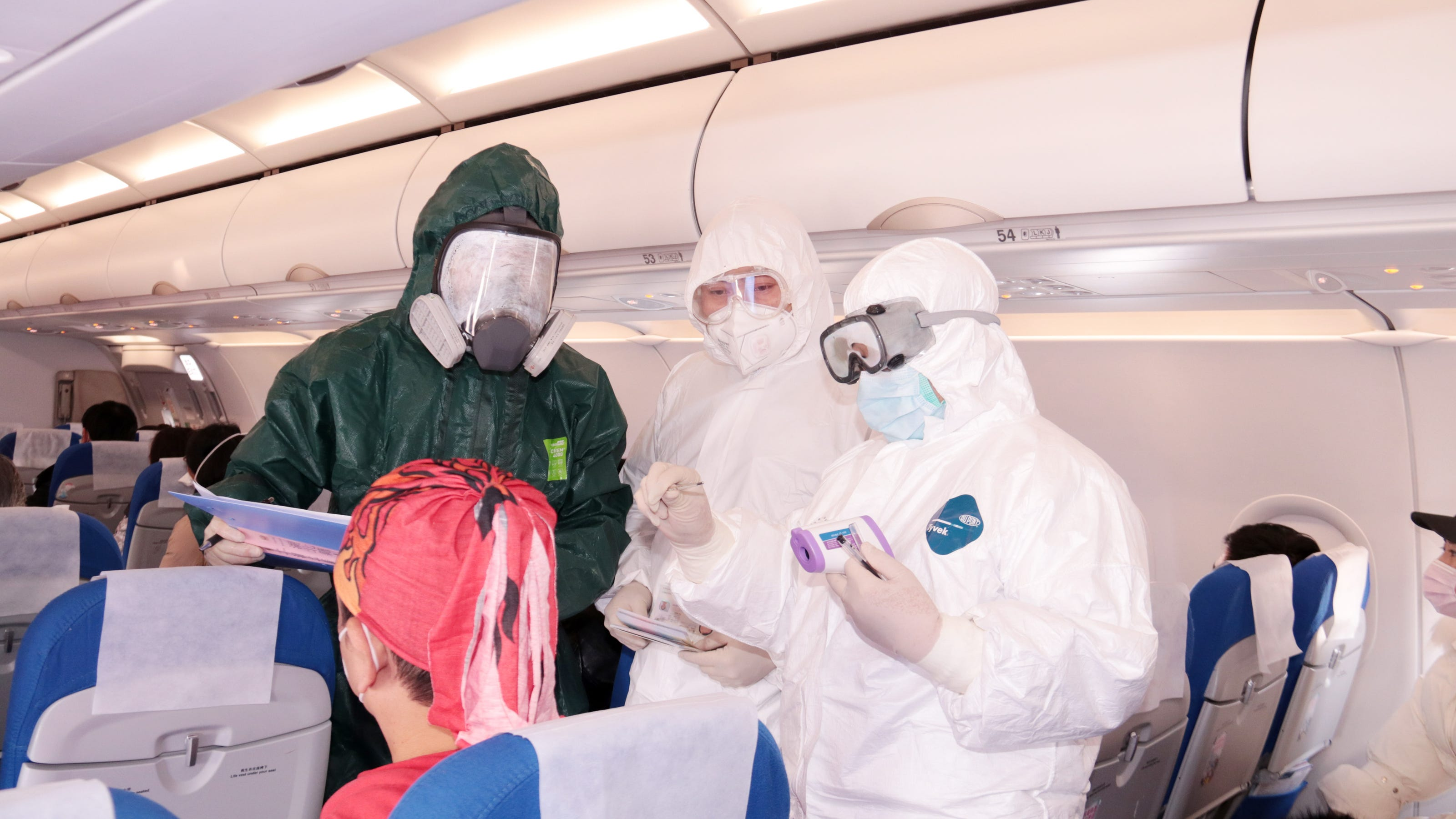 US learned from Ebola but is 'nowhere near as prepared' as needed if coronavirus outbreak happened here