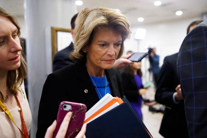 Trump Vows To Campaign Against Lisa Murkowski After She Was Struggling To Support Him