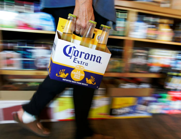 'Corona beer virus' and 'beer coronavirus' searches increase as fears of outbreak spread