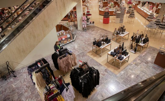 The $10 million remodeling of Boscov's in the Monmouth Mall will be done in phases to allow the store to stay open during the work.