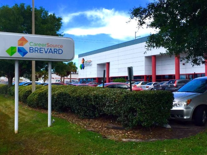 The CareerSource Brevard office in Rockledge.