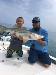 Capt. Glyn Austin of Sebastian Inshore Fishing said he can't wait for snook season to re-open Saturday.