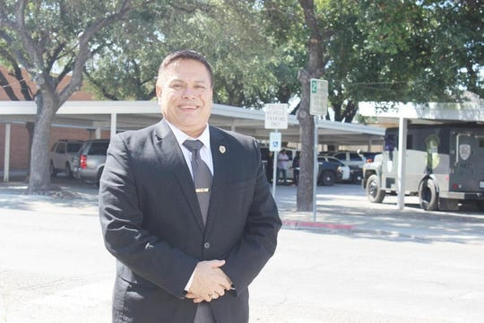 Chief Aniceto Perez