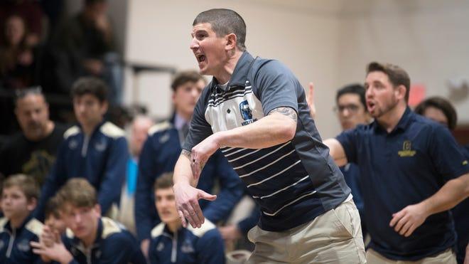 Collingswood High School head wrestling coach Dechlin Moody was named FloWrestling's Hometown Hero grand prize winner for 2020.