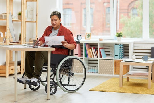 For the mobility challenged, getting to class can be a barrier to education. Being able to attend school from home can make all the difference.