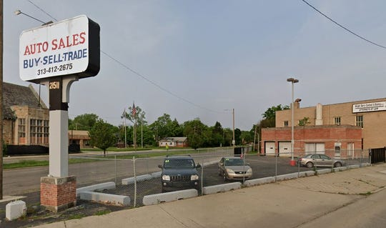 Pioneer Automotive located at 21511 Grand River Ave. in Detroit.