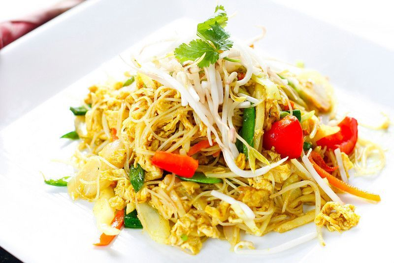 Serving long noodles is a tradition for Chinese New Year. Mon Jin Lau will have a special dinner for Chinese New Year.