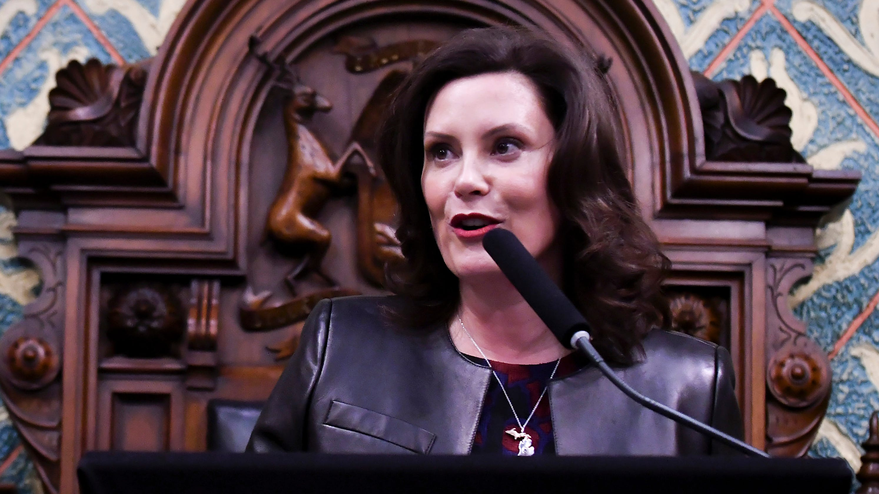 Editorial: Whitmer not above Michigan's reading law