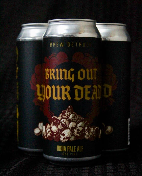 Bring Out Your Dead PIA from Brew Detroit and Detroit City FC