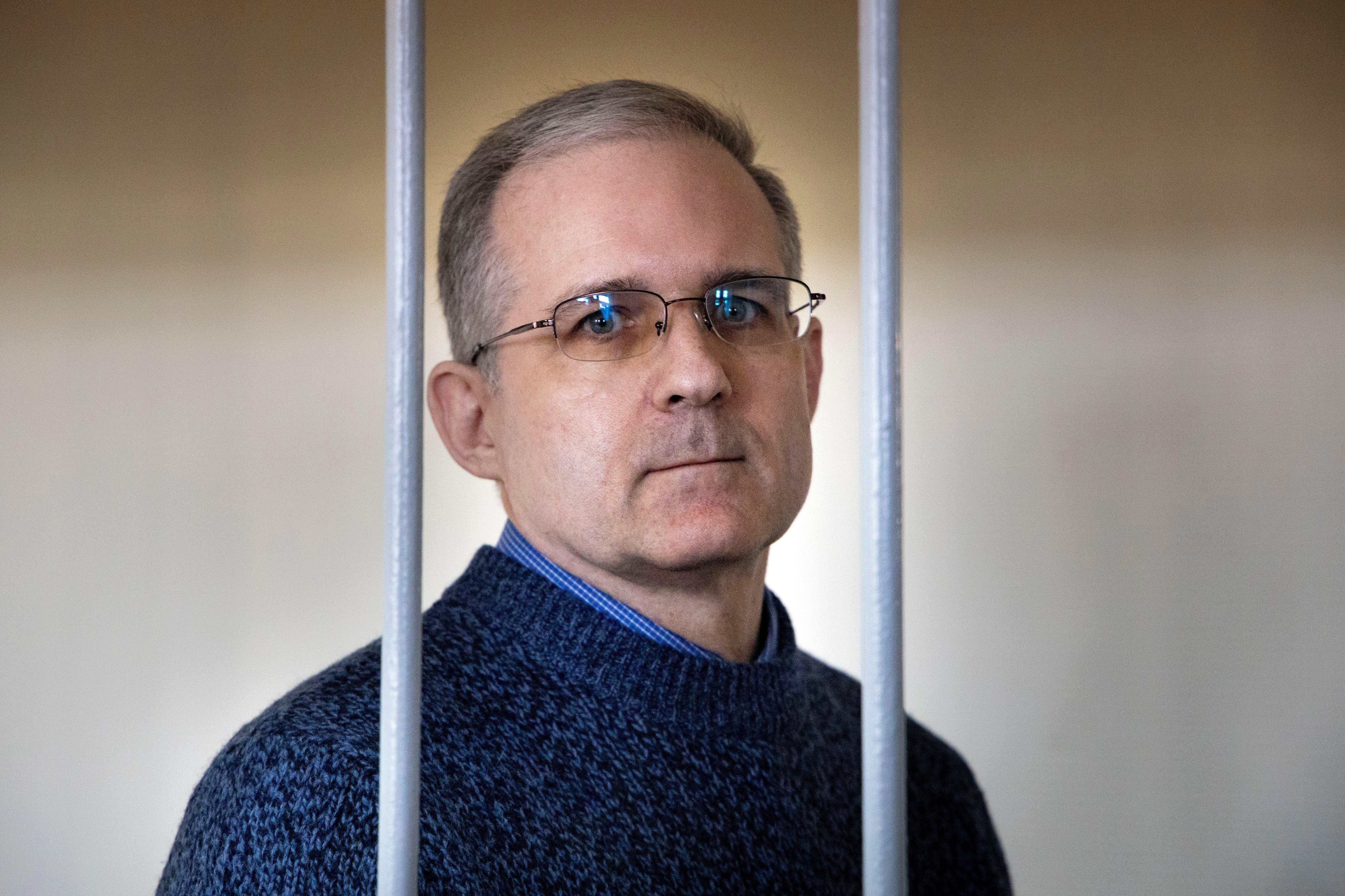 Michigan's Whelan urges Biden to secure his release in Putin summit
