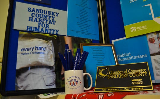 Since forming in 1989, Sandusky County Habitat for Humanity has built or renovated 25 homes for local families.