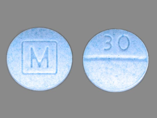 Photo of fentanyl-laced pills.