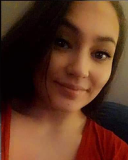 Trisha Alexander was last seen dropping off a person at the casino in Browning on Tuesday around 6:30 p.m. driving a red truck.