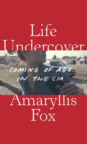 """Ex-CIA agent Amaryllis Fox will talk about her 2019 memoir, """"Life Undercover: Coming of Age in the CIA"""" at The Kentucky Center on March 9, 2020, as part of the University of Louisville Kentucky Author Forum."""