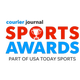 Courier Journal Sports Awards logo