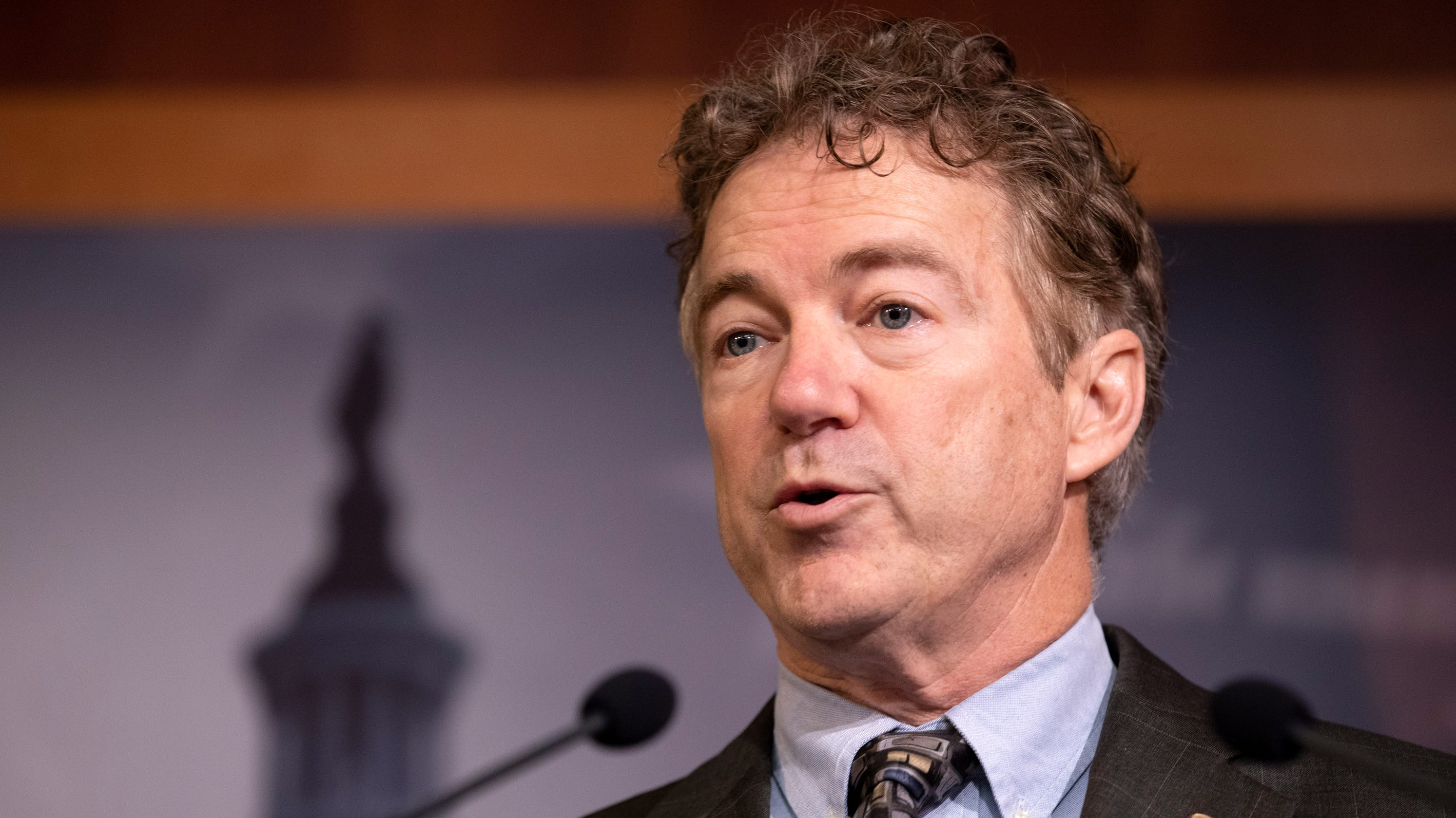 Image result for image of rand paul