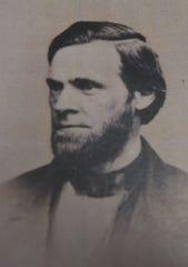 John Sherman, courtesy of Mansfield Memorial Museum.