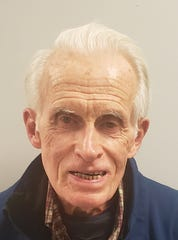 Mug shot of Eugene Brady, recently chosen as an honorary member of the Memphis Amateur Sports Hall of Fame