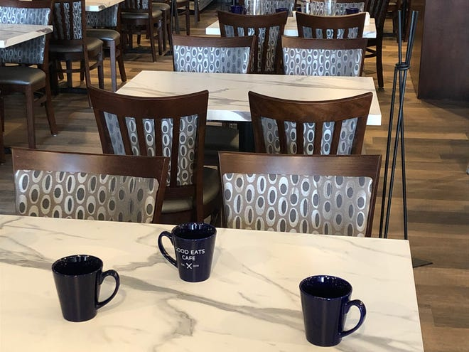Good Eats Cafe, in the works at 1405 Capitol Drive in Pewaukee, will be open daily for breakfast and lunch, and will have a full bar for brunch cocktails and house drinks.