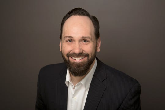 Brent Hazelton is the third artistic director in Milwaukee Chamber Theatre history.