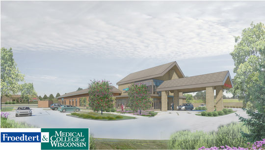The Froedtert and the Medical College of Wisconsin health network announced plans to open hospitals in Pewaukee and New Berlin.