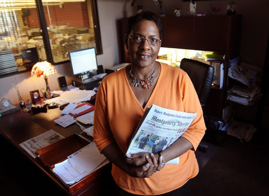 Wanda Lloyd, who was the Montgomery Advertiser's executive editor from 2004 to 2013, has written a new memoir.
