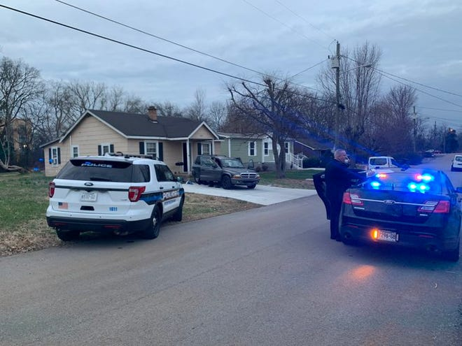 Murfreesboro police responded to a stabbing Thursday.