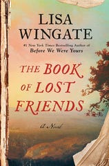 """Lisa Wingate, author of """"Before We Were Yours"""" and """"The Book of Lost Friends,"""" is the Feb. 3, 2020, speaker in the Nick Linn Lecture Series in Naples, sponsored by the Friends of the Library of Collier County."""