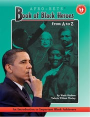 """""""Afro-Bets Book of Black Heroes from A to Z"""""""