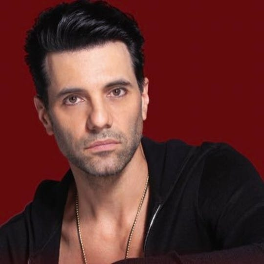 Criss Angel will perform at the Inn of the Mountain Gods.