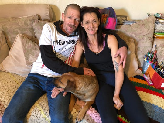 Bryan Cowens and Robin Miller were homeless for 10 years until they got help from Phoenix Rescue Mission.
