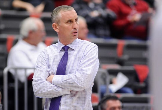 Does Bobby Hurley have anything to worry about in his team's NCAA Tournament standing after losses to USC and UCLA?