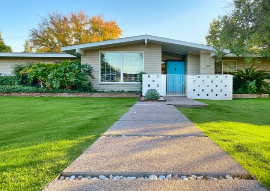 The Goodman Residence is one of 12 stops on the  Modern Phoenix Home tour on March 22.
