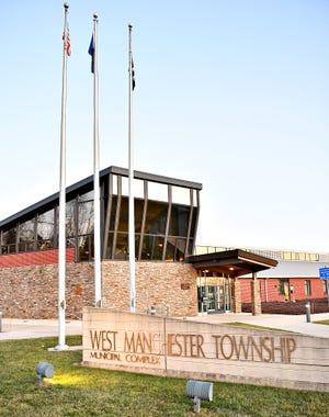 West Manchester Township Municipal Building is shown in West Manchester Township, Wednesday, Jan. 29, 2020. Dawn J. Sagert photo